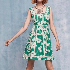 Anthropologie- Maeve Dandelion Emma Dress